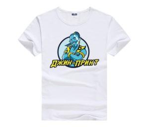Печать-на-футболке
